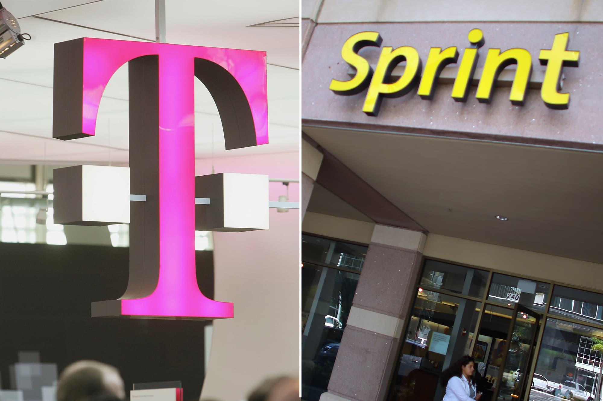 T-Mobile eyes price cut on Sprint deal, sources say
