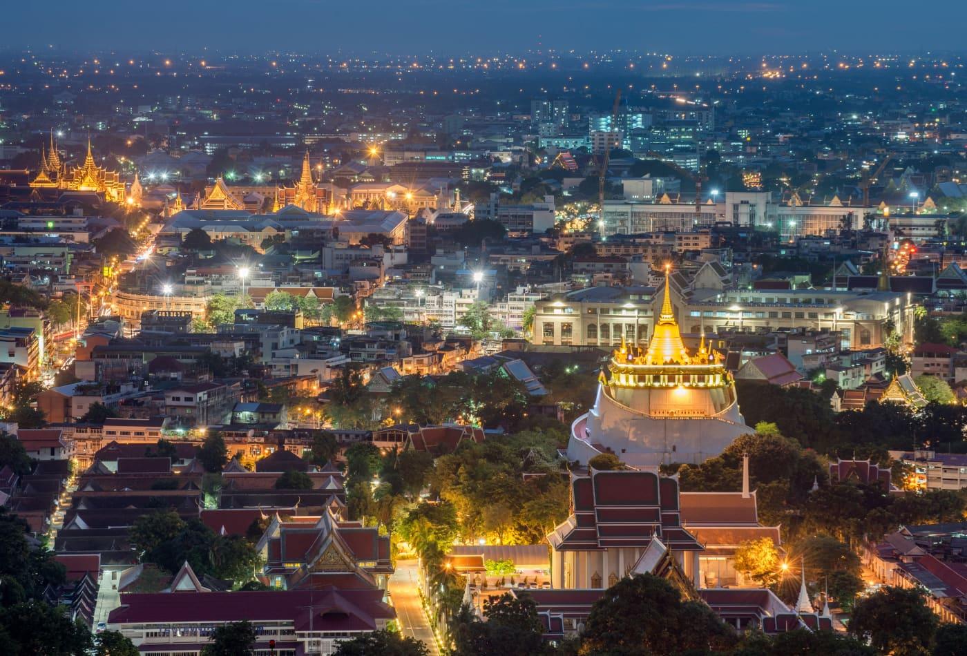 Chinese investors are spending billions on Thai property despite a turbulent political scene