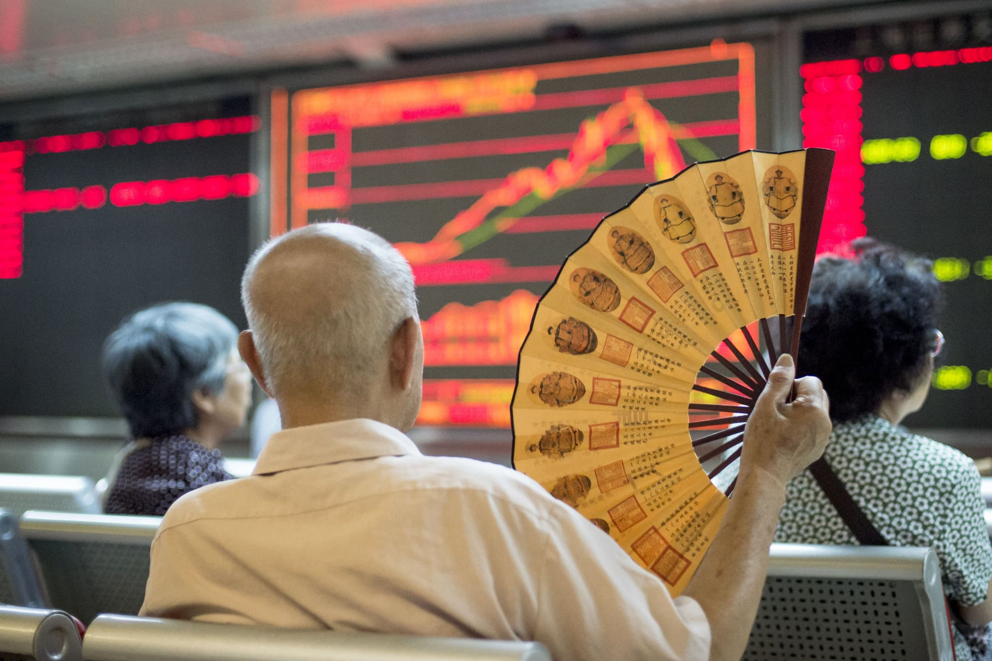 China's 'national team' owns 6% of stock market