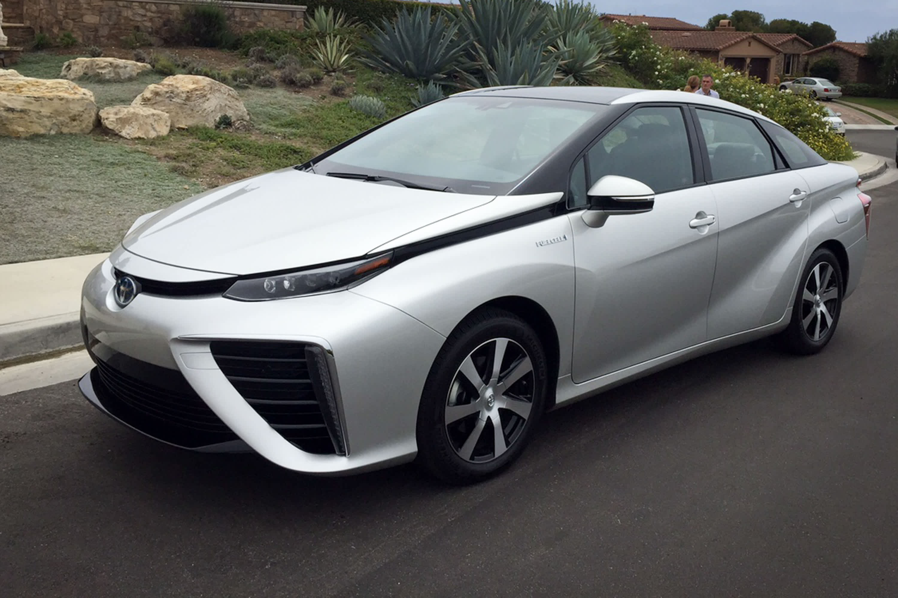 How Toyota is helping Japan create a hydrogen-fueled society