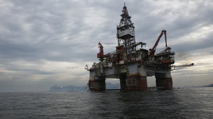 Reusable: Petrobras oil platform Rio De Janeiro 150703