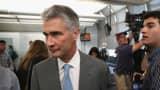 United Airlines CEO Jeff Smisek.