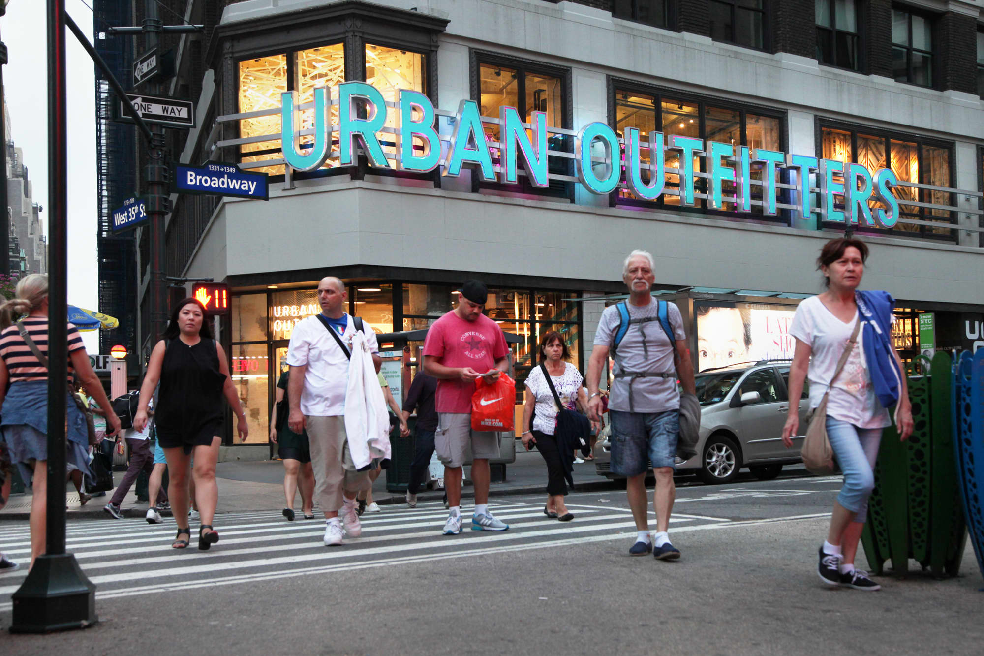 Urban Outfitters, Moderna, Johnson & Johnson and more
