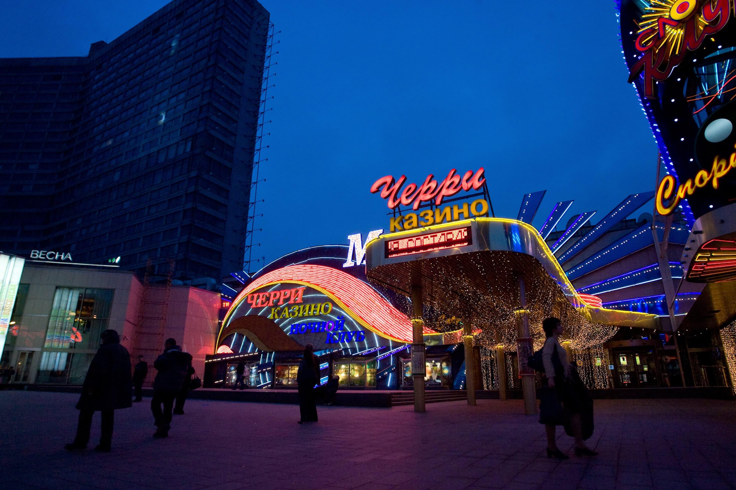 Casinos in moscow emerge lakeland casino