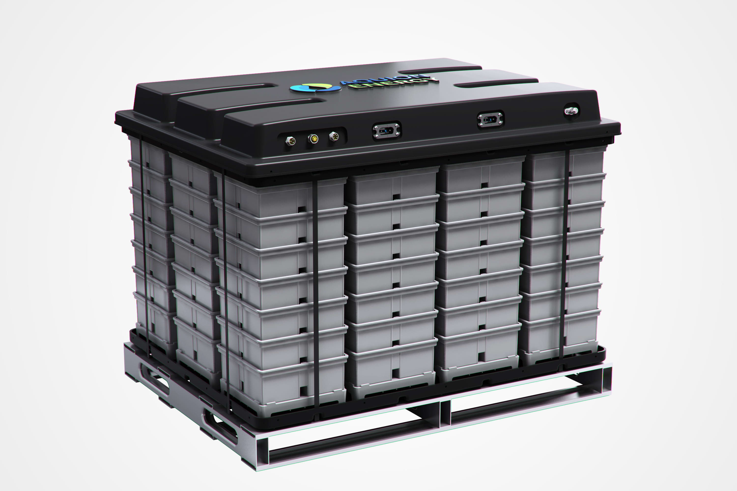 Low-cost saltwater battery wins $500,000 award