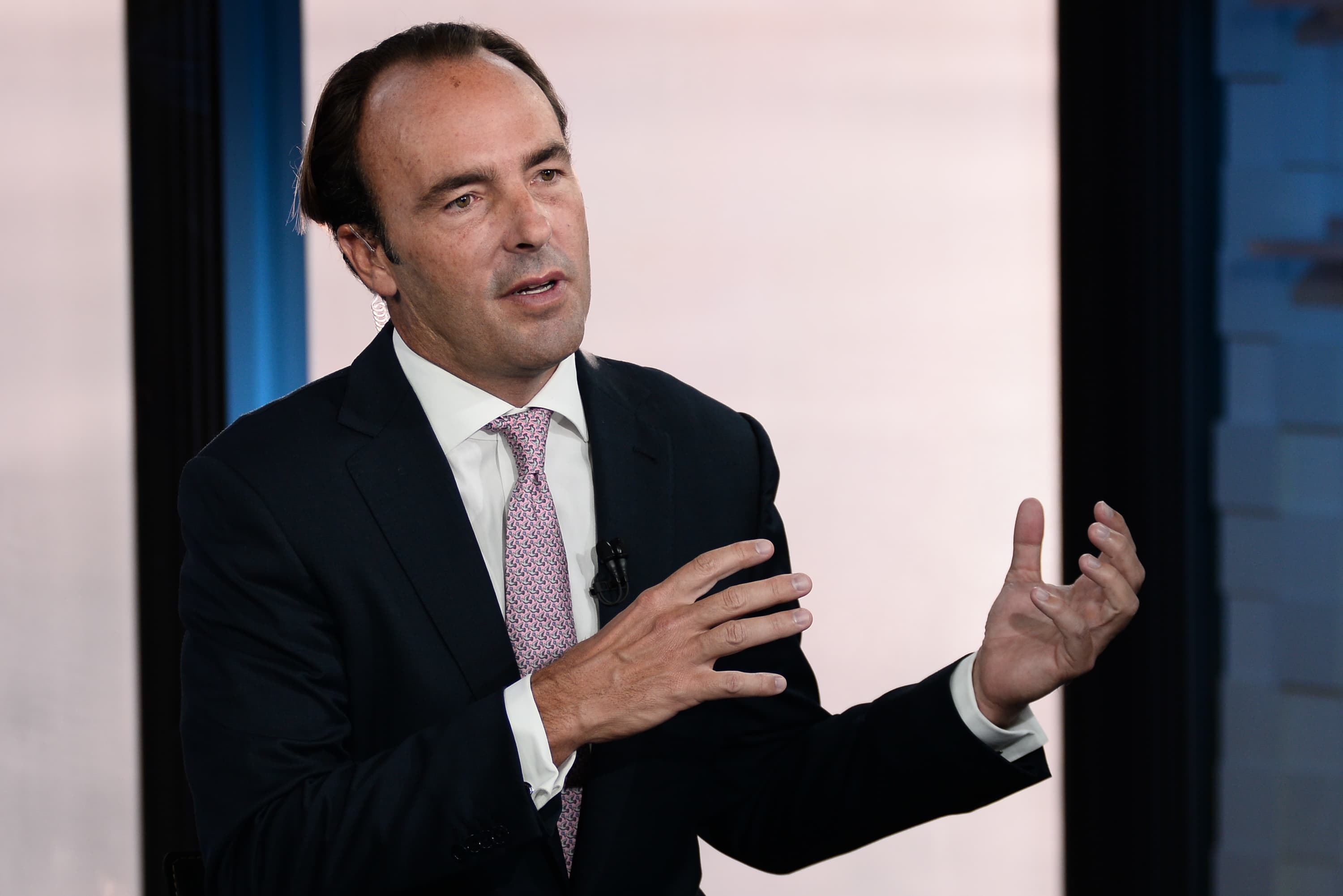 Hedge fund manager Kyle Bass says the US has more leverage over China than ever before