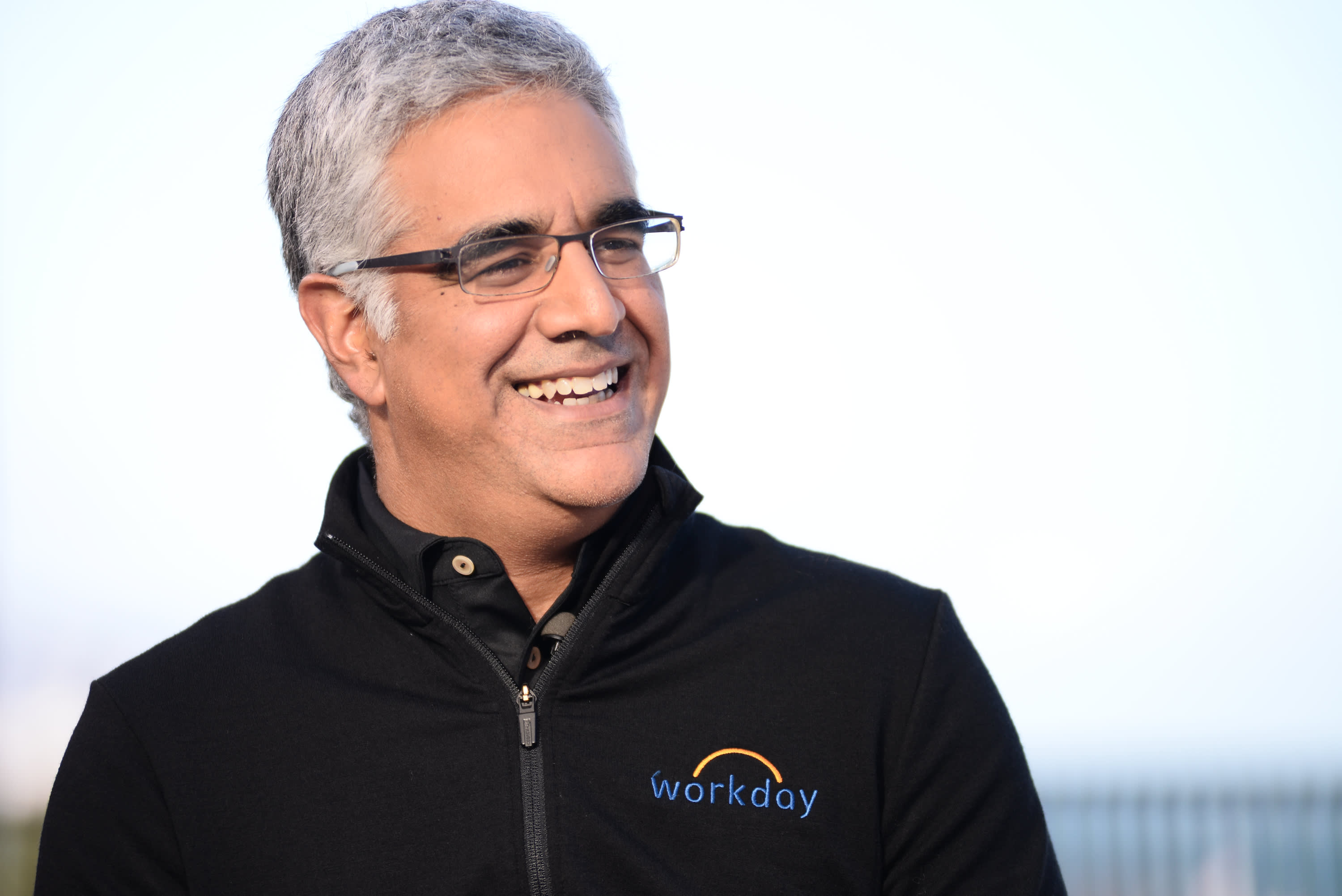 Aneel Bhusri, CEO of Workday.