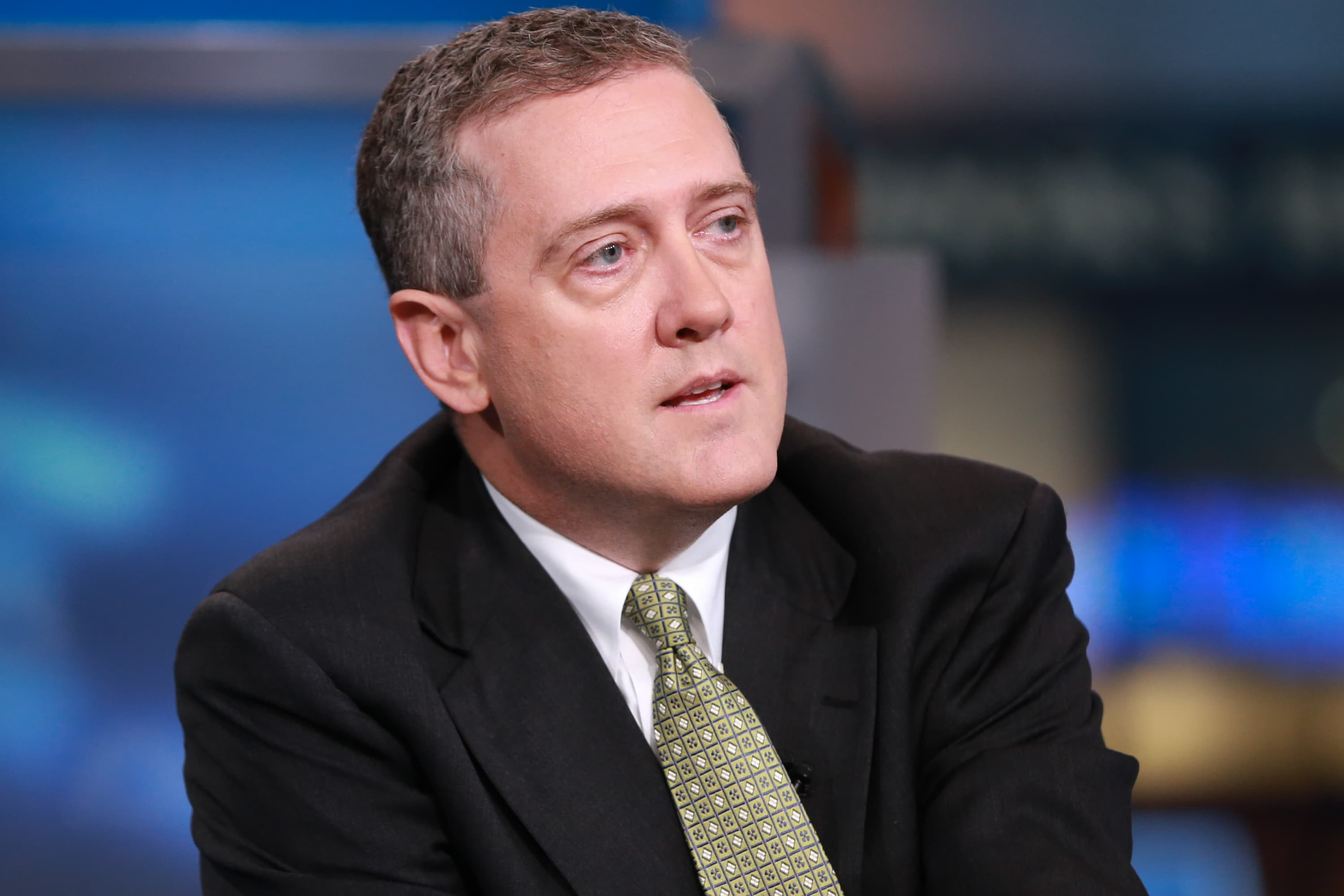 Bullard says Fed should 'take out the insurance' with a rate cut and can always take it back