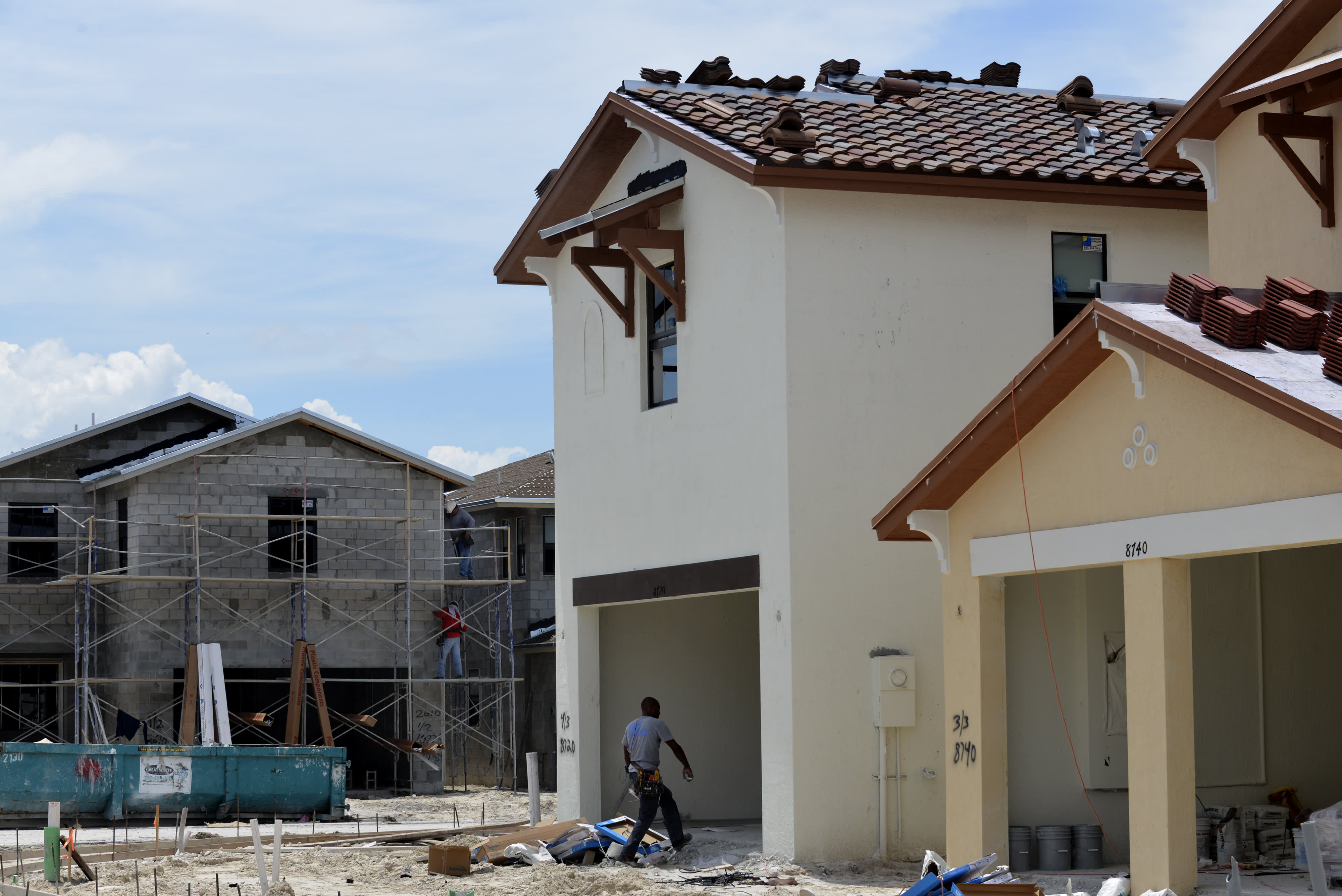 Lennar To Calatlantic Forming Largest Home Builder In The Us