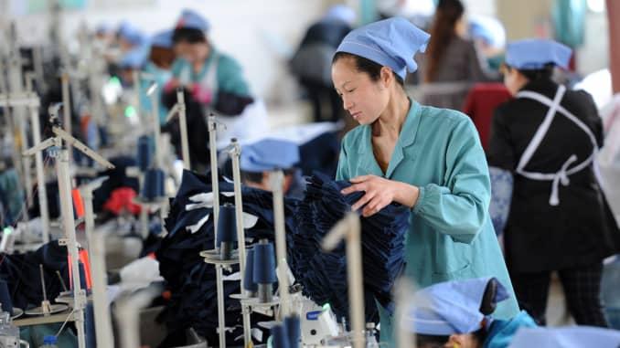 Premium - Chinese denim factory