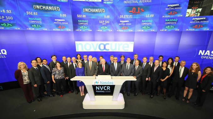 Novocure S Rocky Market Debut
