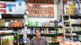 Eamon Cohen, Garber Hardware in New York.