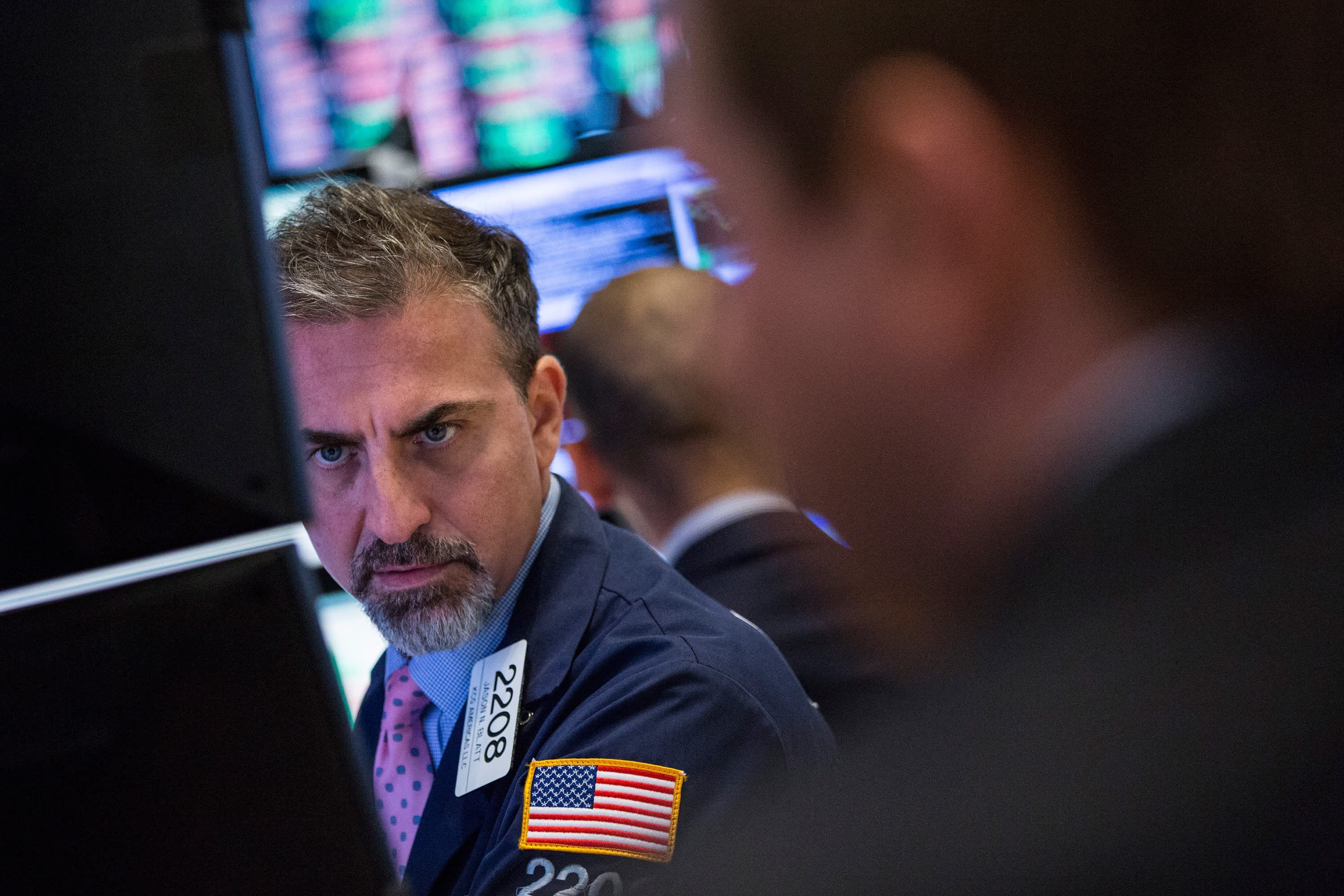 Stock futures open slightly higher after Dow slips following August jobs report