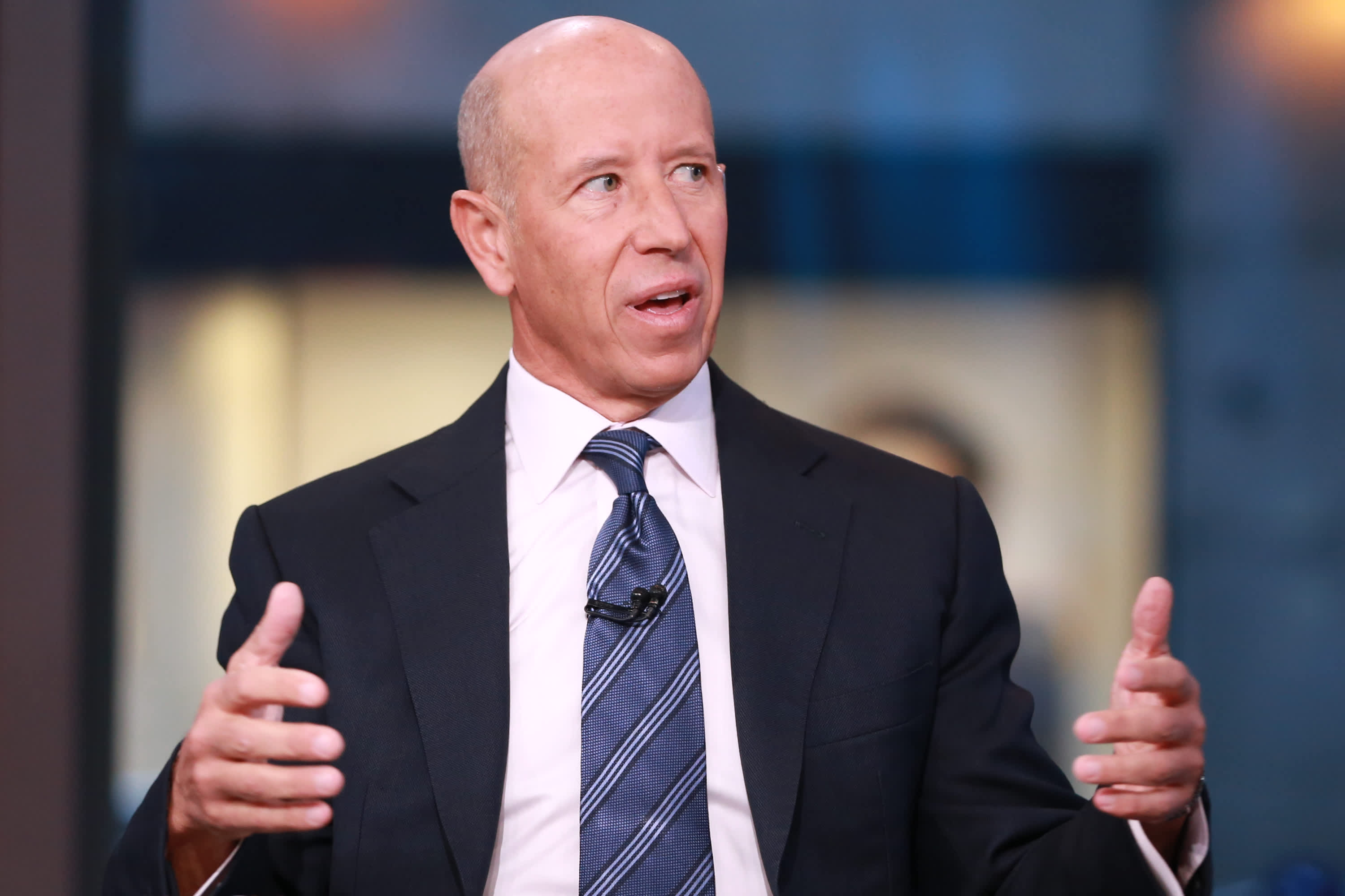 Billionaire investor Barry Sternlicht says he has long-term concerns about the U.S. economy