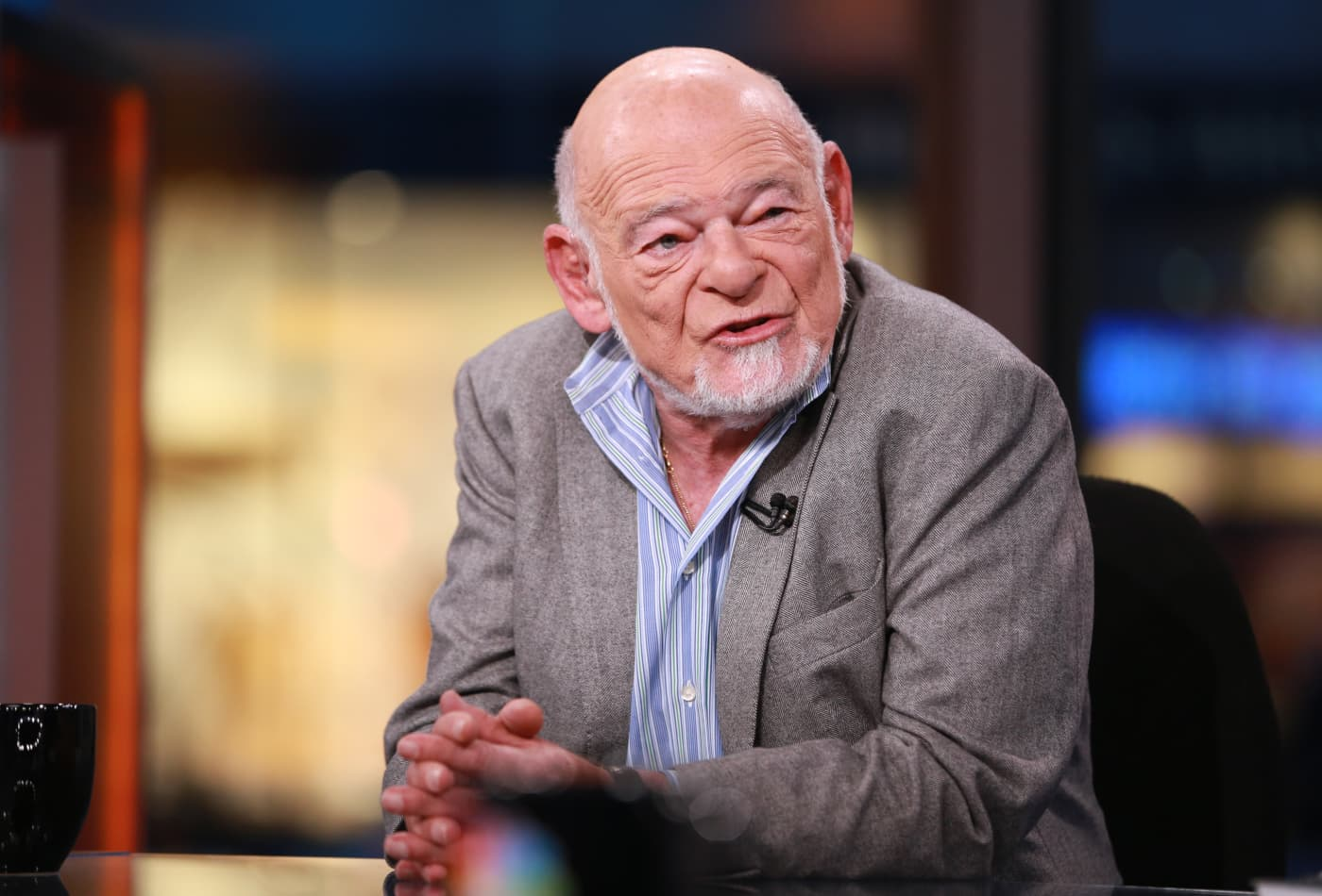 Real estate tycoon Sam Zell slams WeWork: 'Every single company in this space has gone broke'