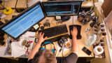 A developer at Polish video game developer 11 Bit Studios