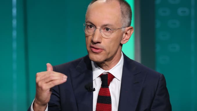 Michael Moritz, chairman at Sequoia Capital