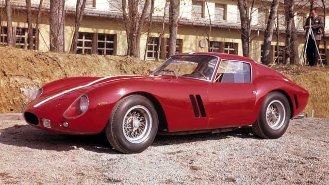 10 Iconic Ferrari Models