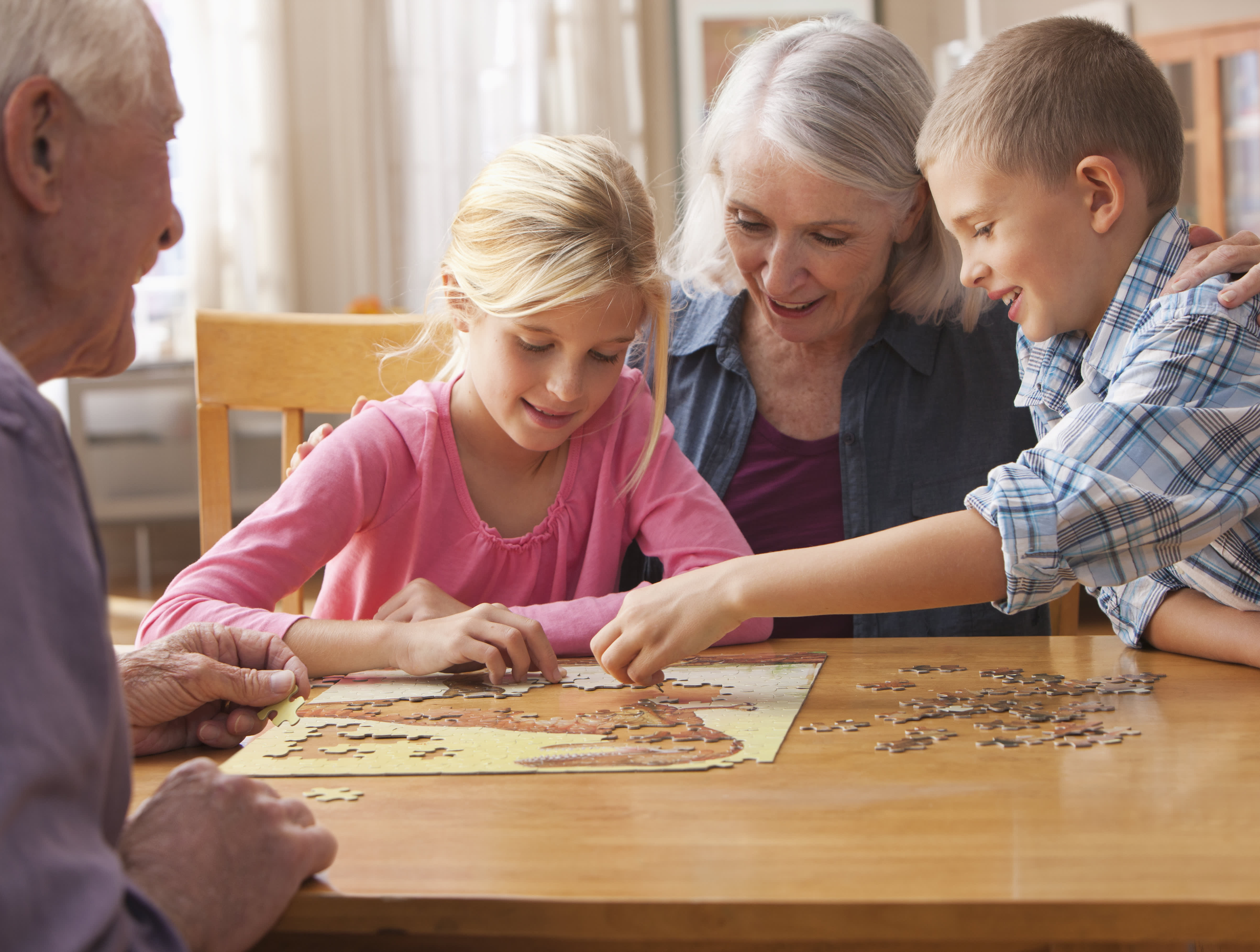 Coronavirus sends demand for jigsaw puzzles surging