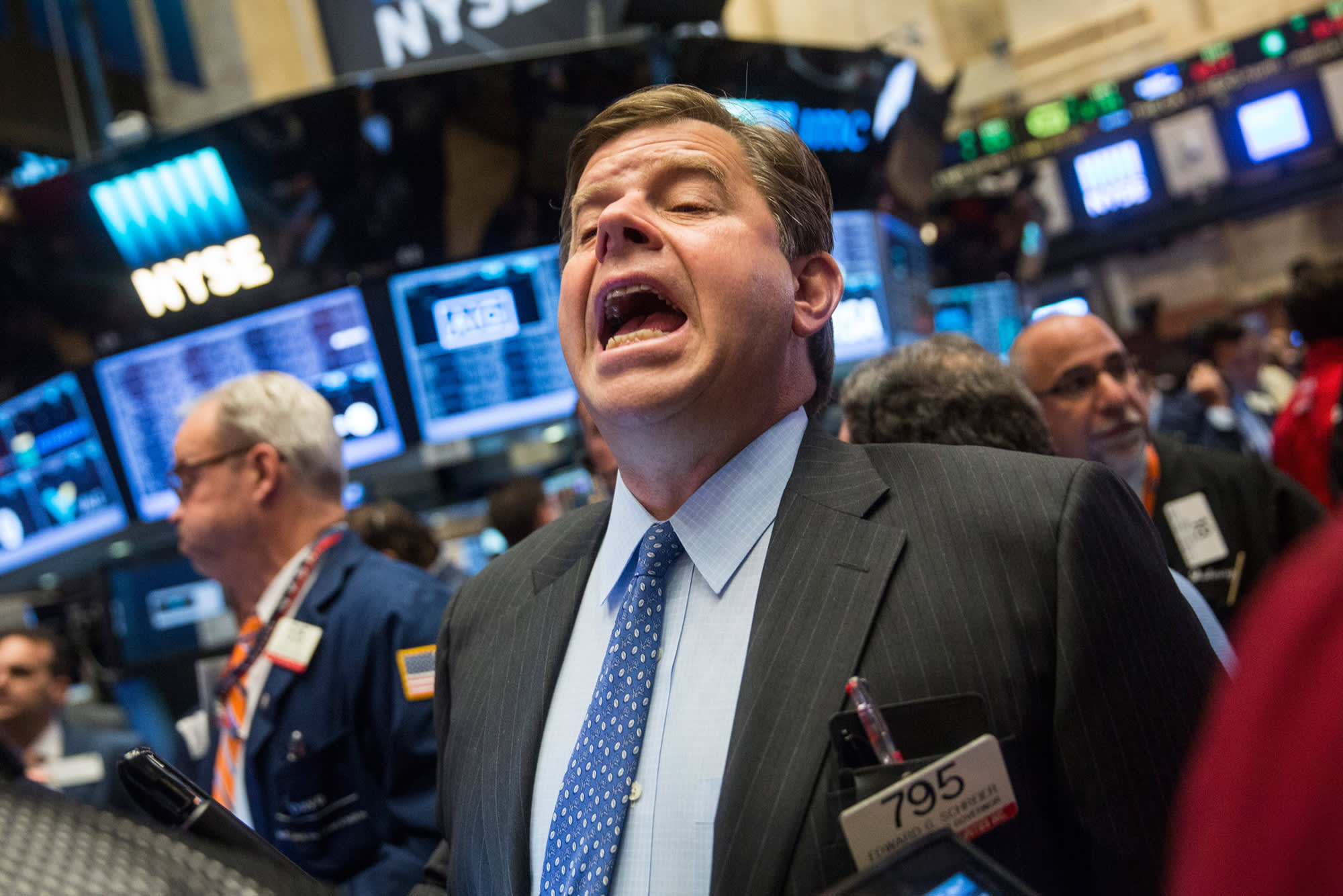 The stock market could be in for a 'VIXplosion,' says widely followed strategist Sven Henrich