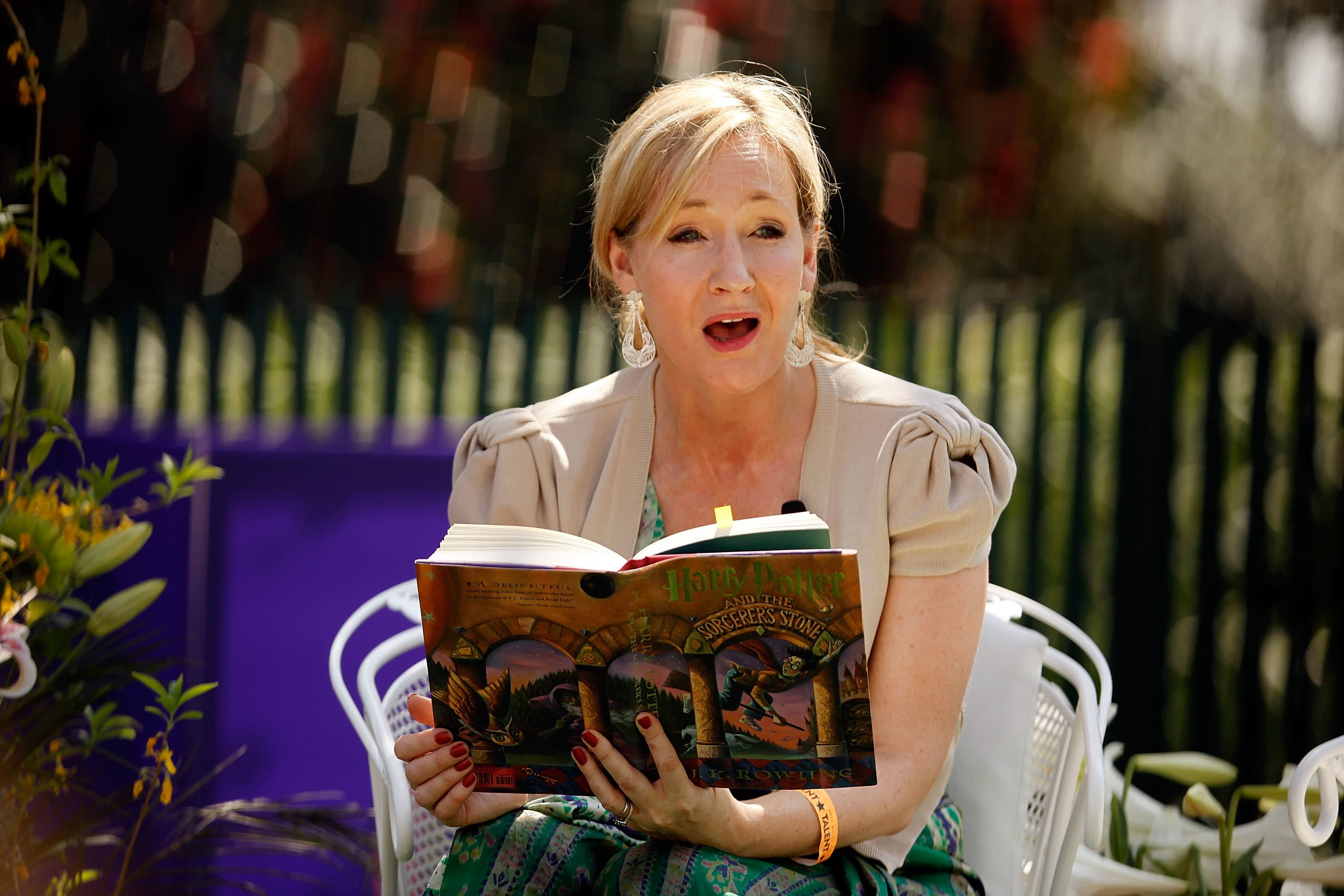 Harry Potter book purchased for $1 just sold for nearly $35,000—on J.K. Rowling's birthday