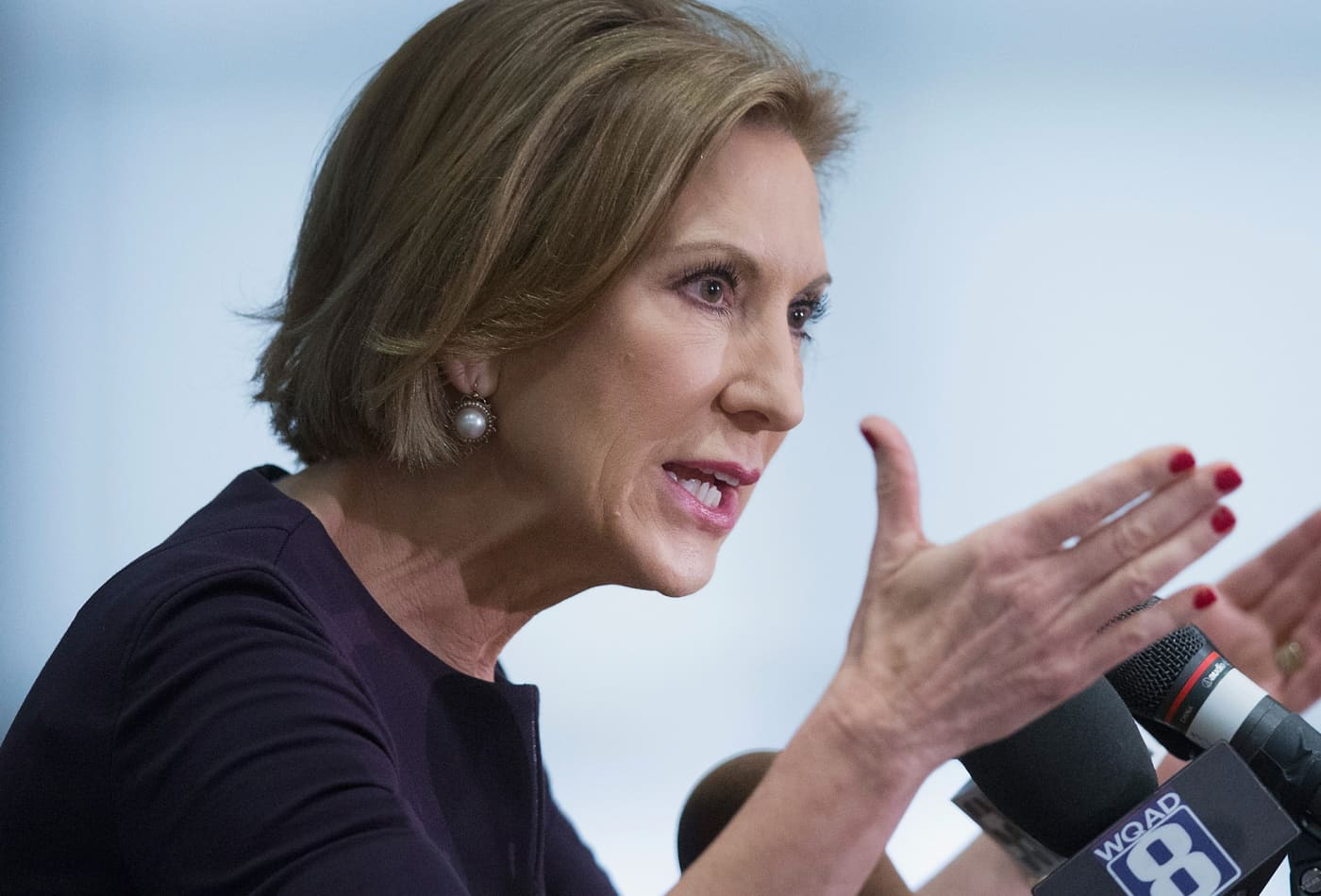 Former HP CEO Carly Fiorina on how businesses can prepare for coronavirus