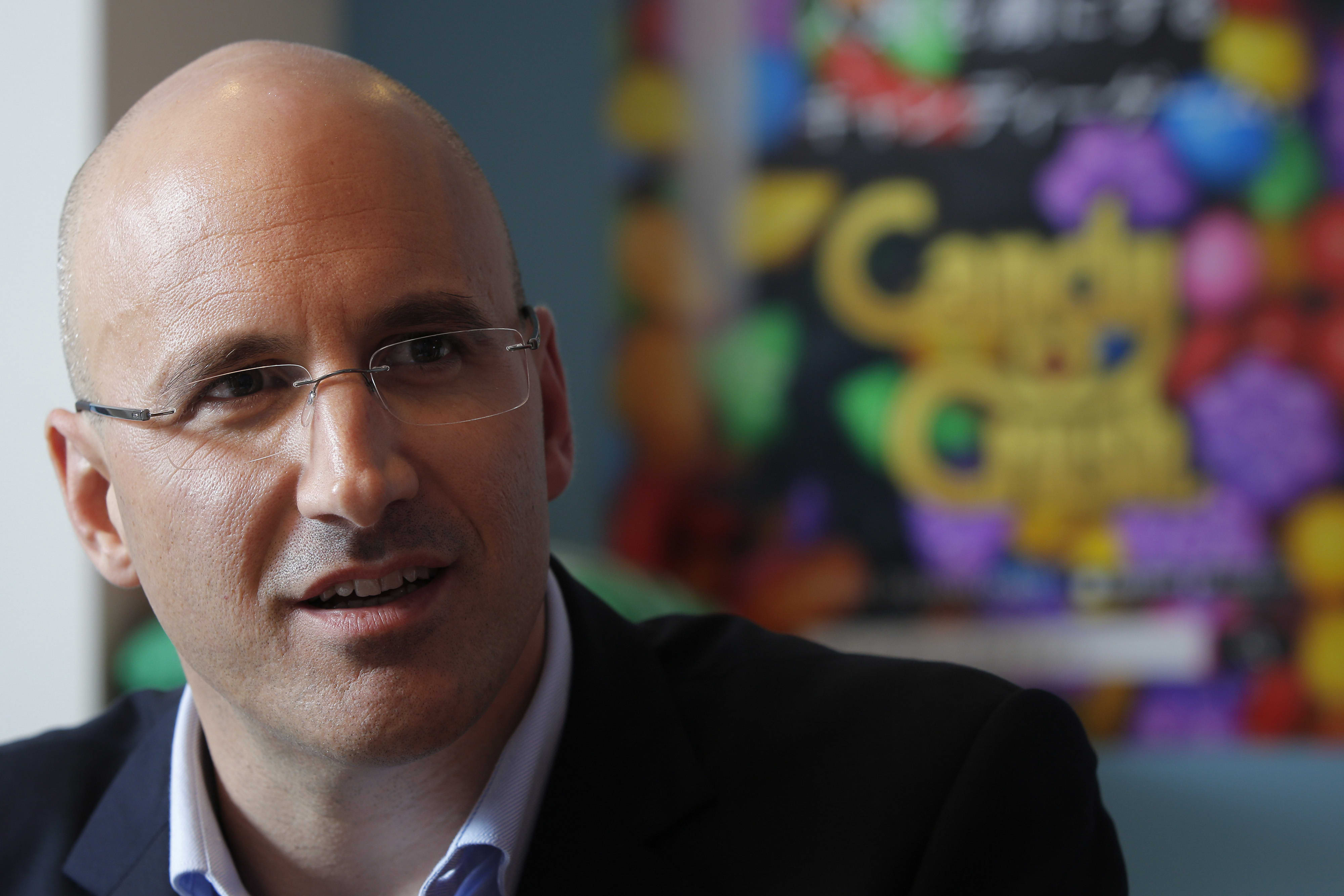King co-founder Riccardo Zacconi says Facebook nearly crushed his company