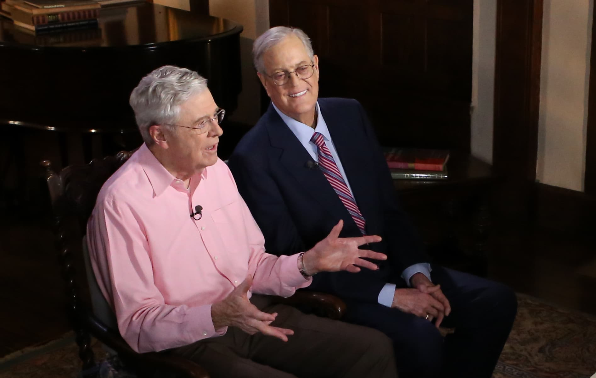 Koch brothers network to spend up to $400 million in midterm