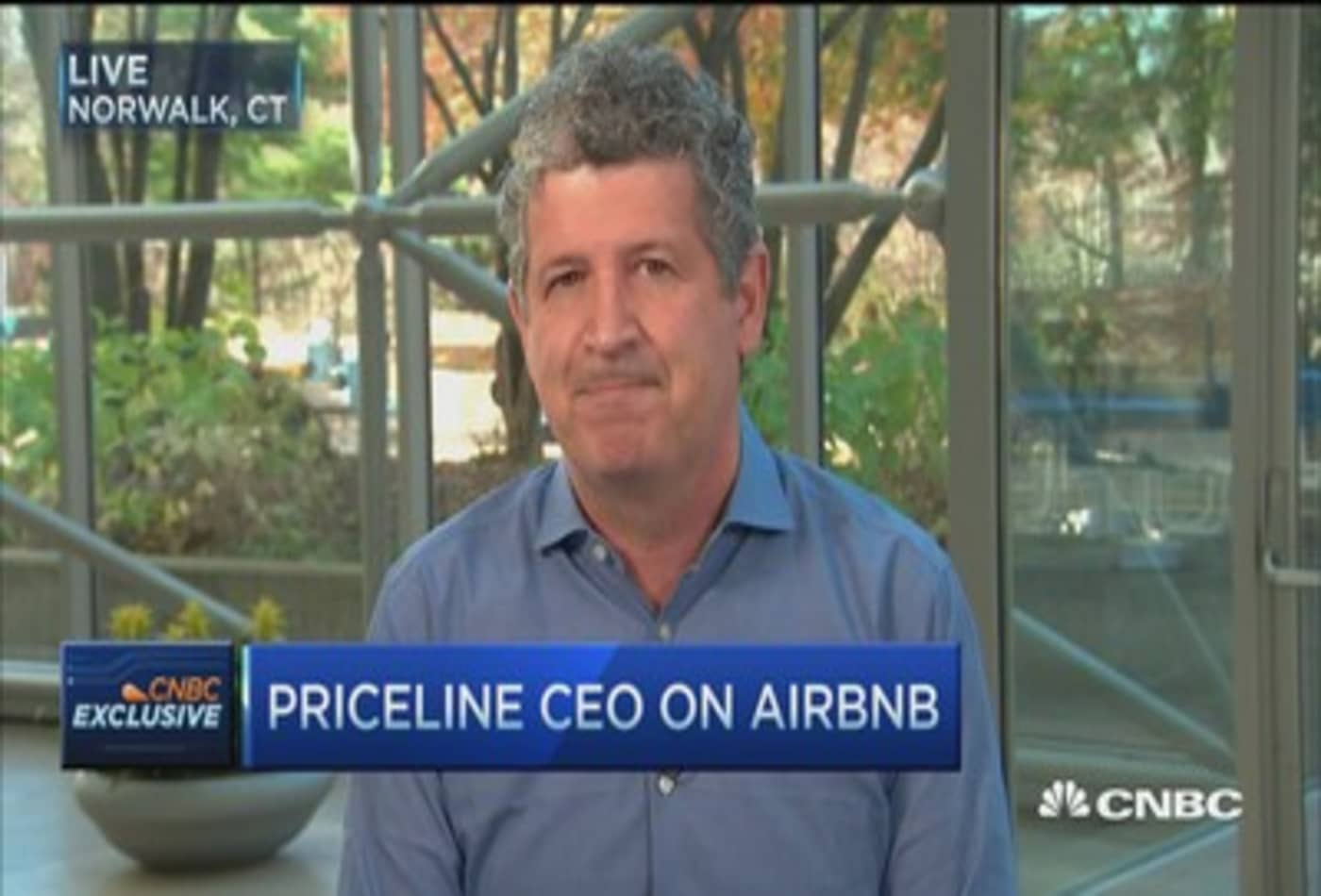 Priceline CEO: Hope to show America our fantastic product