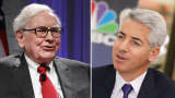 Warren Buffett and Bill Ackman