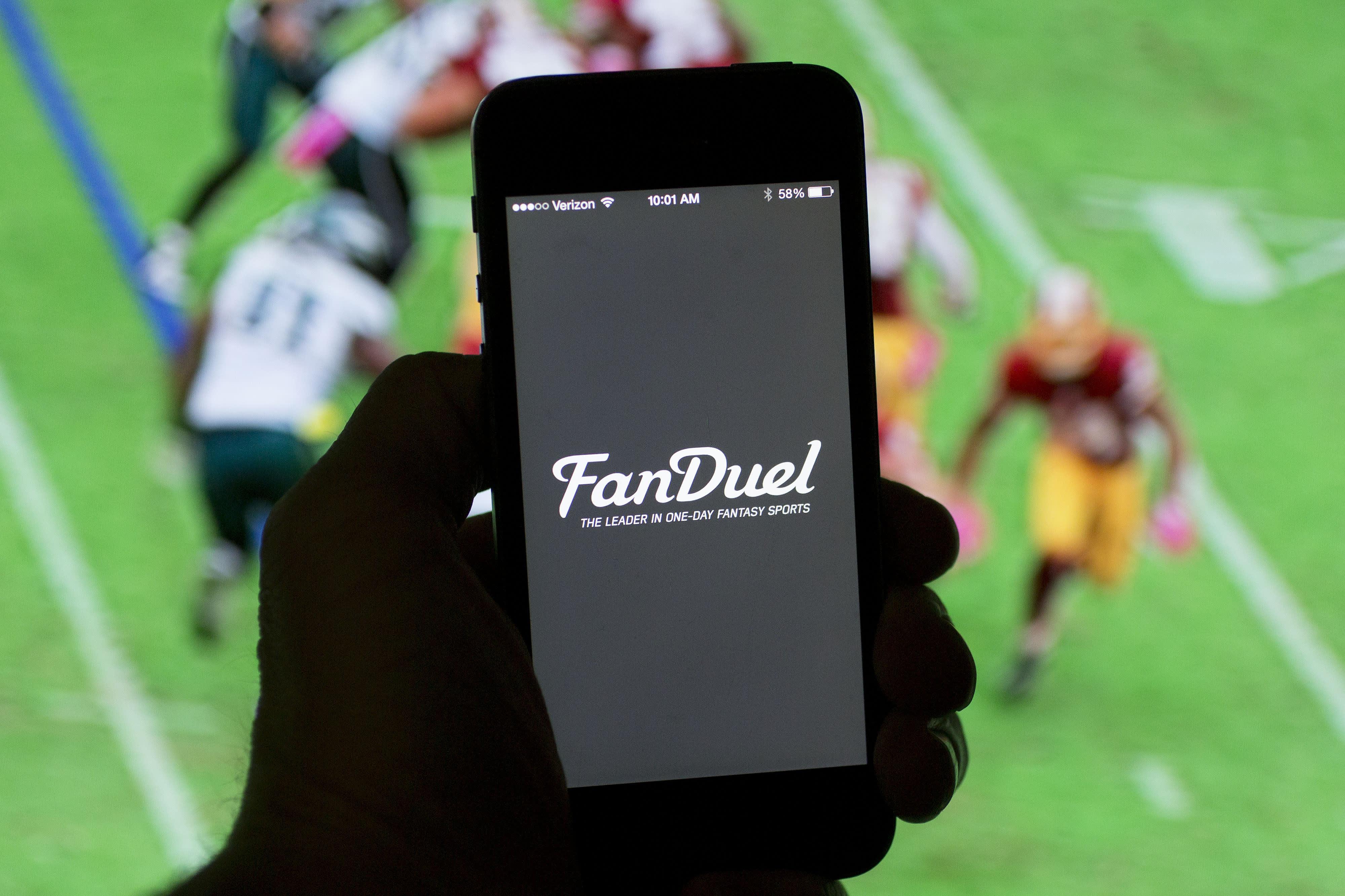 FanDuel, DraftKings race to win $150 billion sports-betting