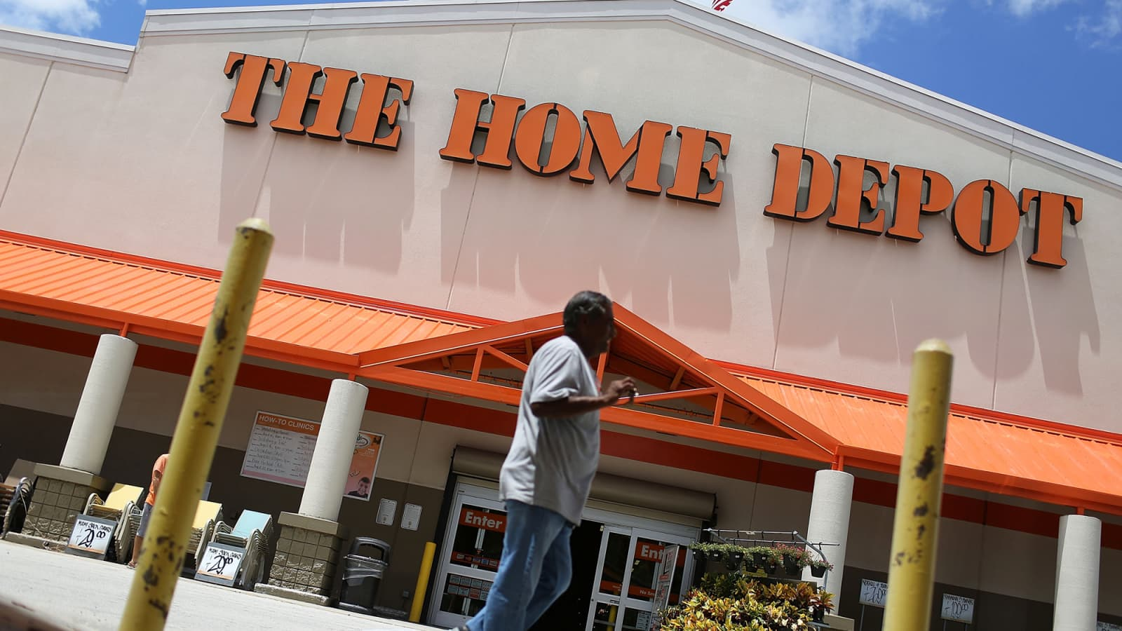 Home Depot Hd Earnings Q4 2019 Top Estimates Shares Rise