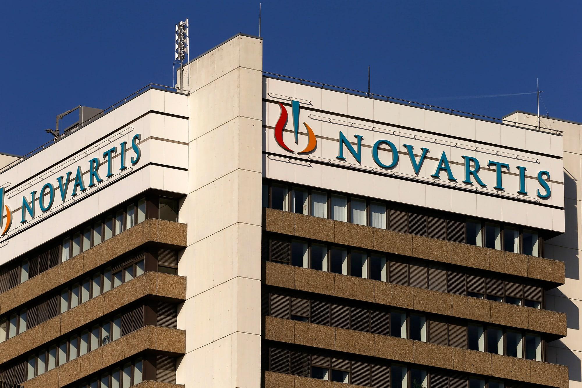 Novartis pays $729 million to settle U.S. kickback charges