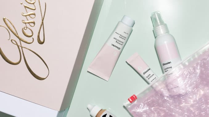Reusable: Glossier Phase 1 Set 151124