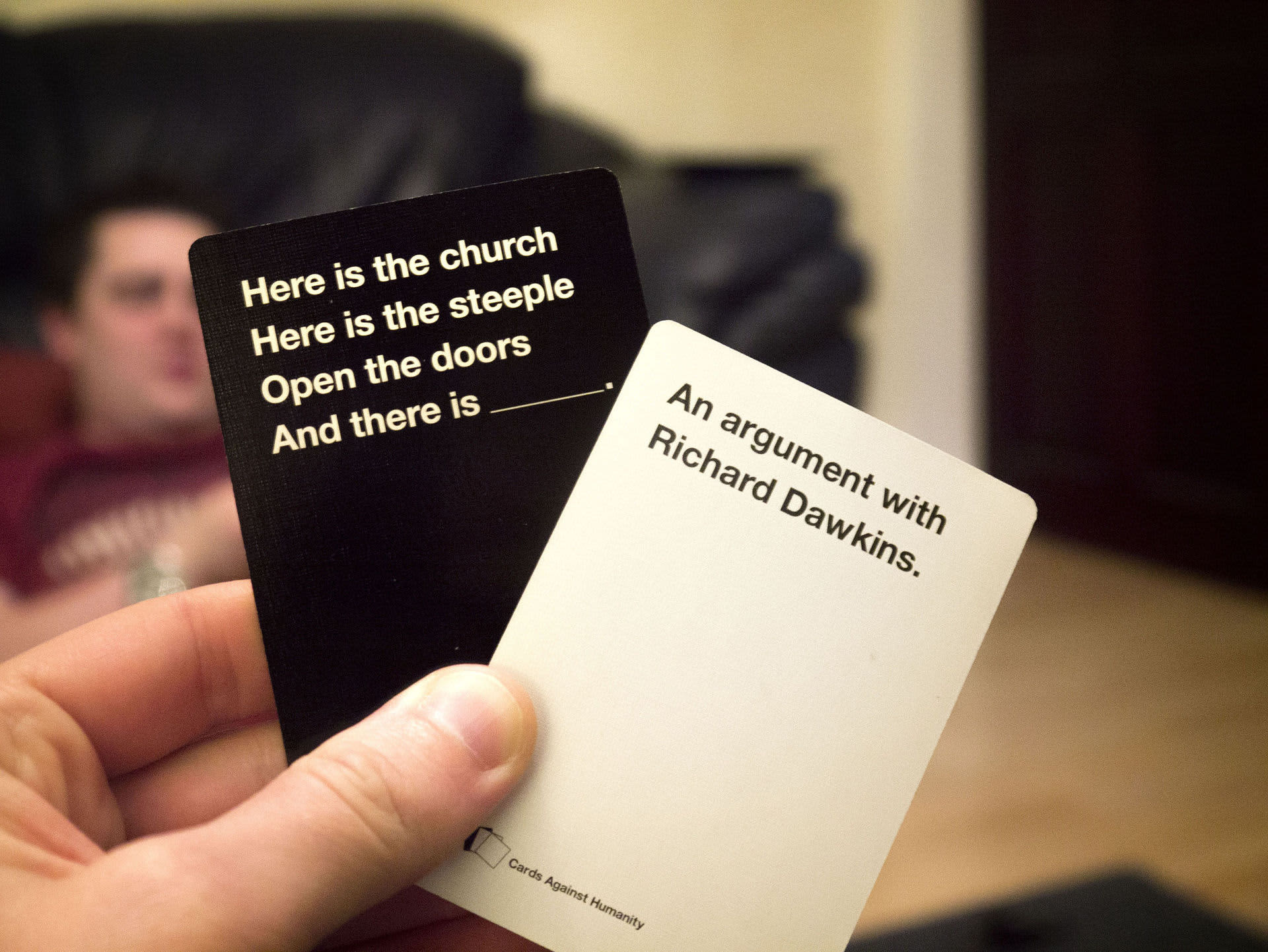 Cards Against Humanity Seeks New Ceo Ideally Barack Obama