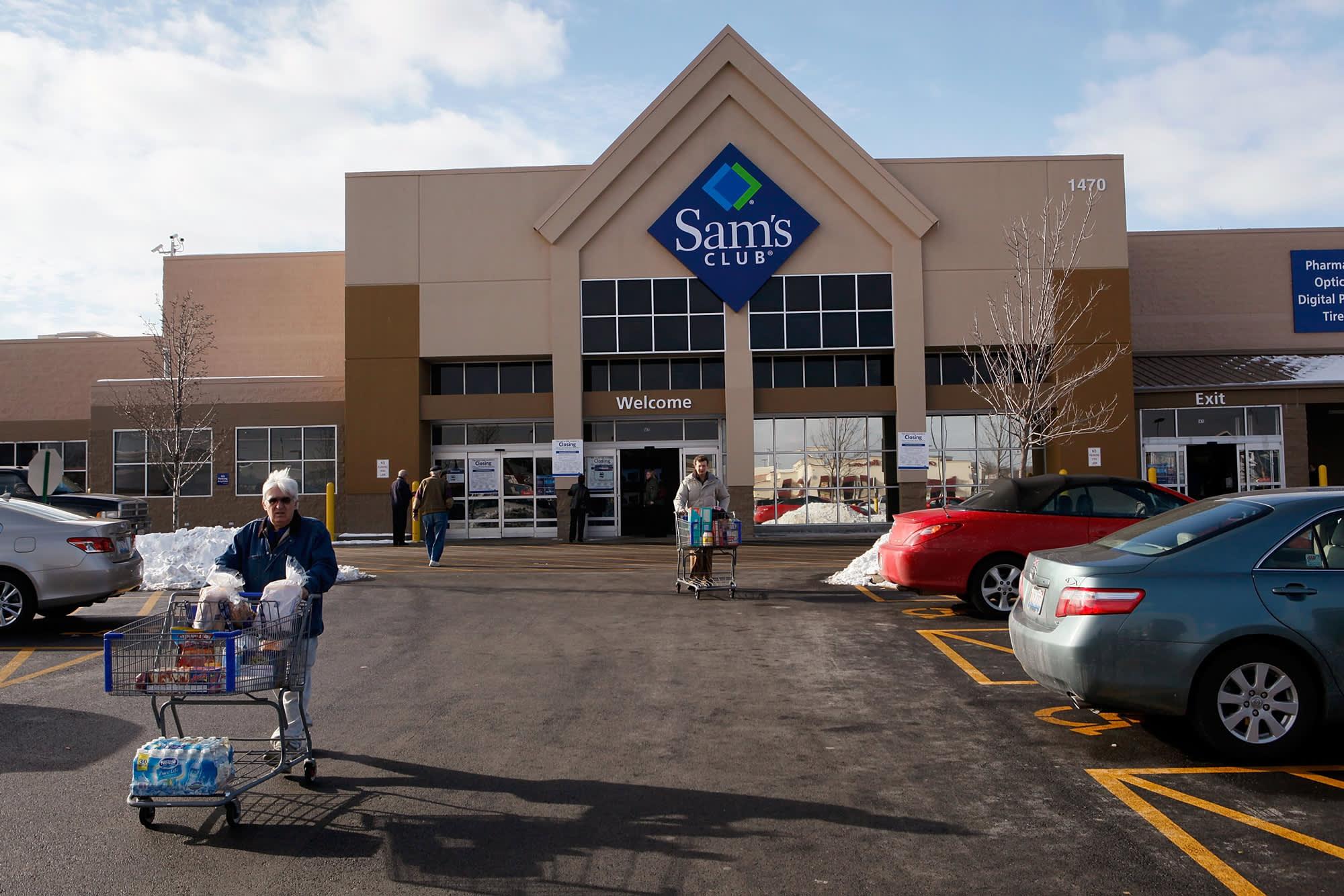 Walmart to shutter 63 Sam's Club locations