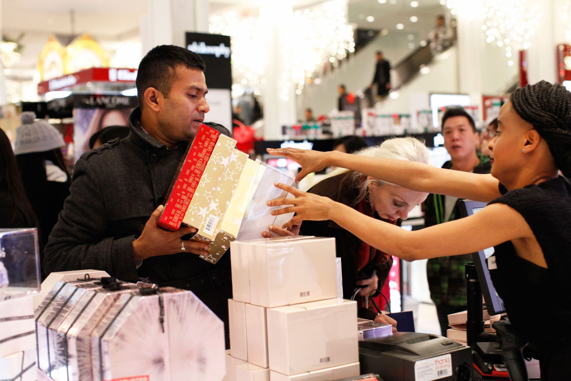 This chart shows why the holidays are becoming less important to retailers