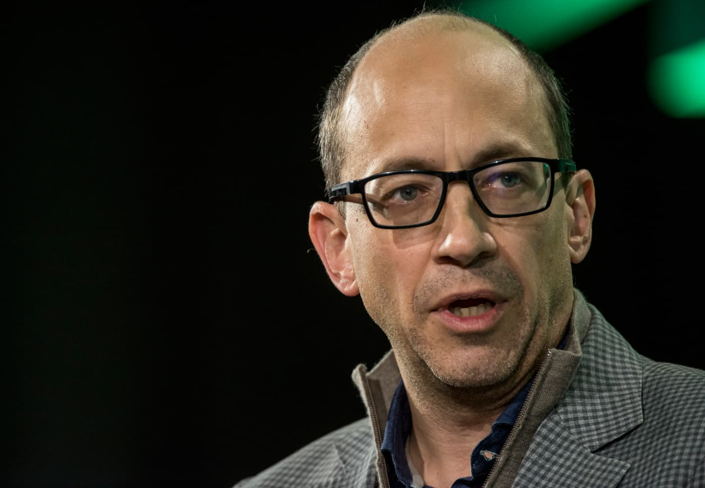 Ex-Twitter CEO says social media platforms shouldn't 'treat every account equally'