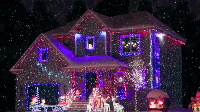 Holiday Decorations Pose Safety Risk