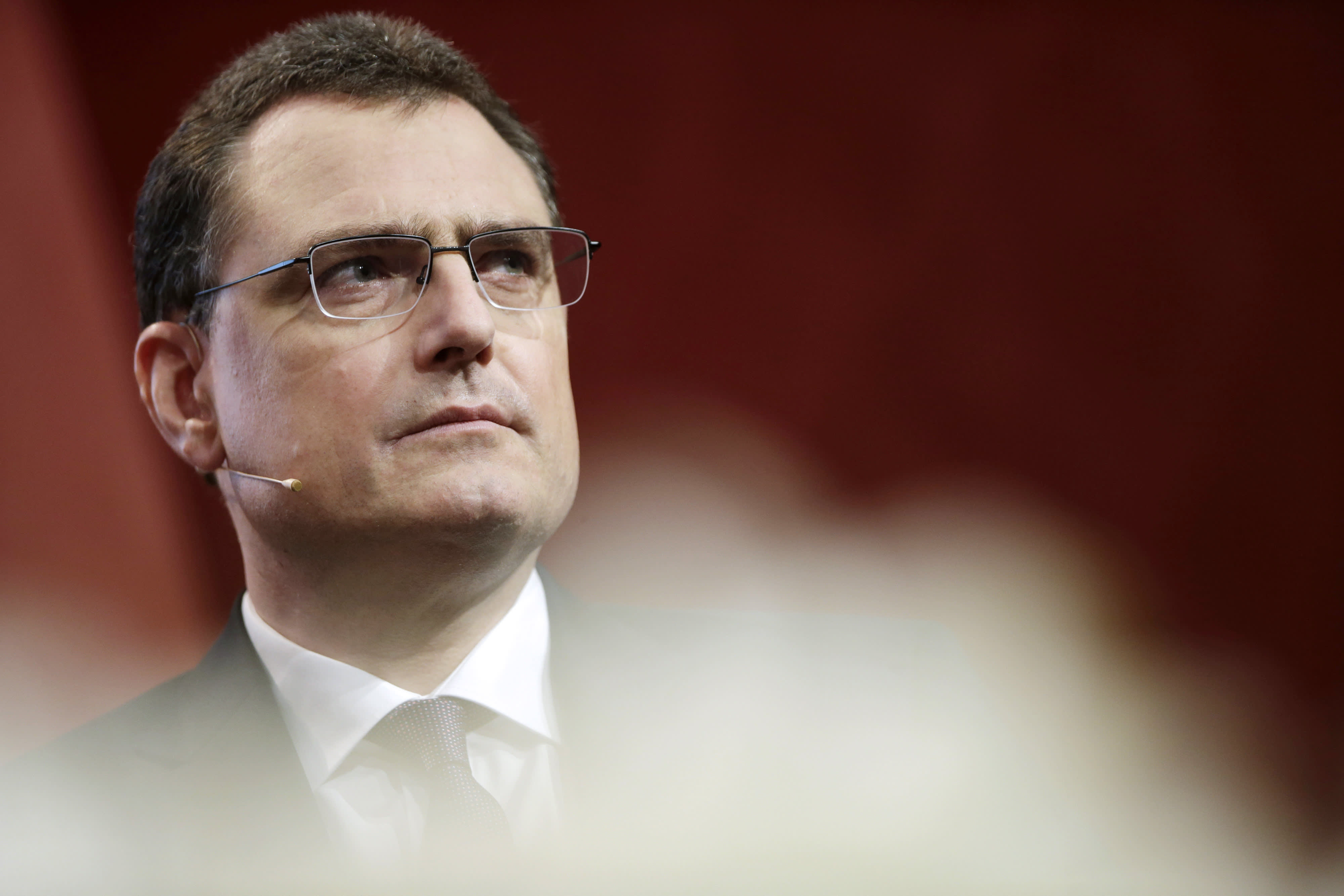 Swiss National Bank chief says policy will stay the course despite uptick in inflation