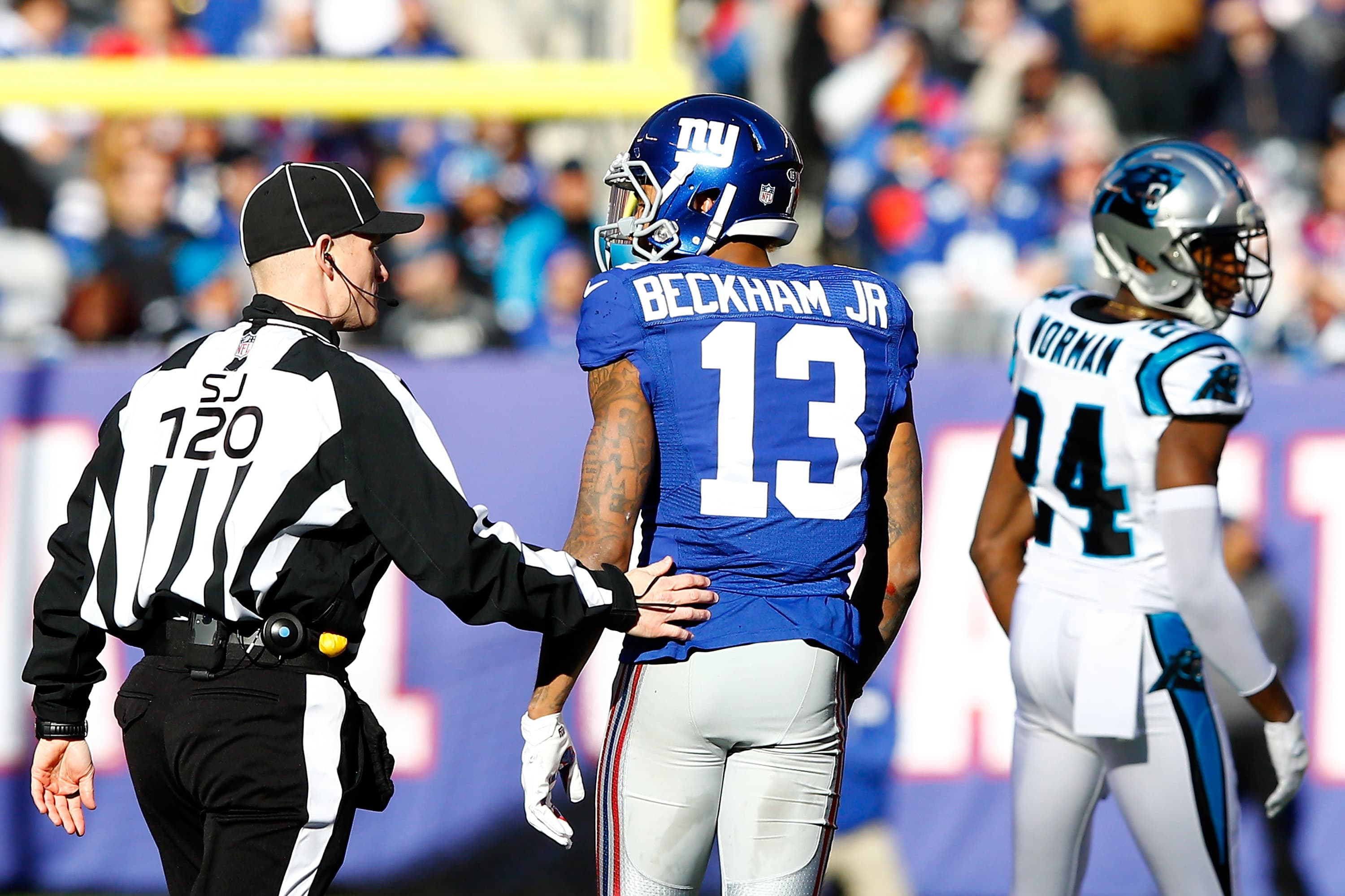5024a195e52 Odell Beckham Jr. signs record-breaking $95 million deal with New ...