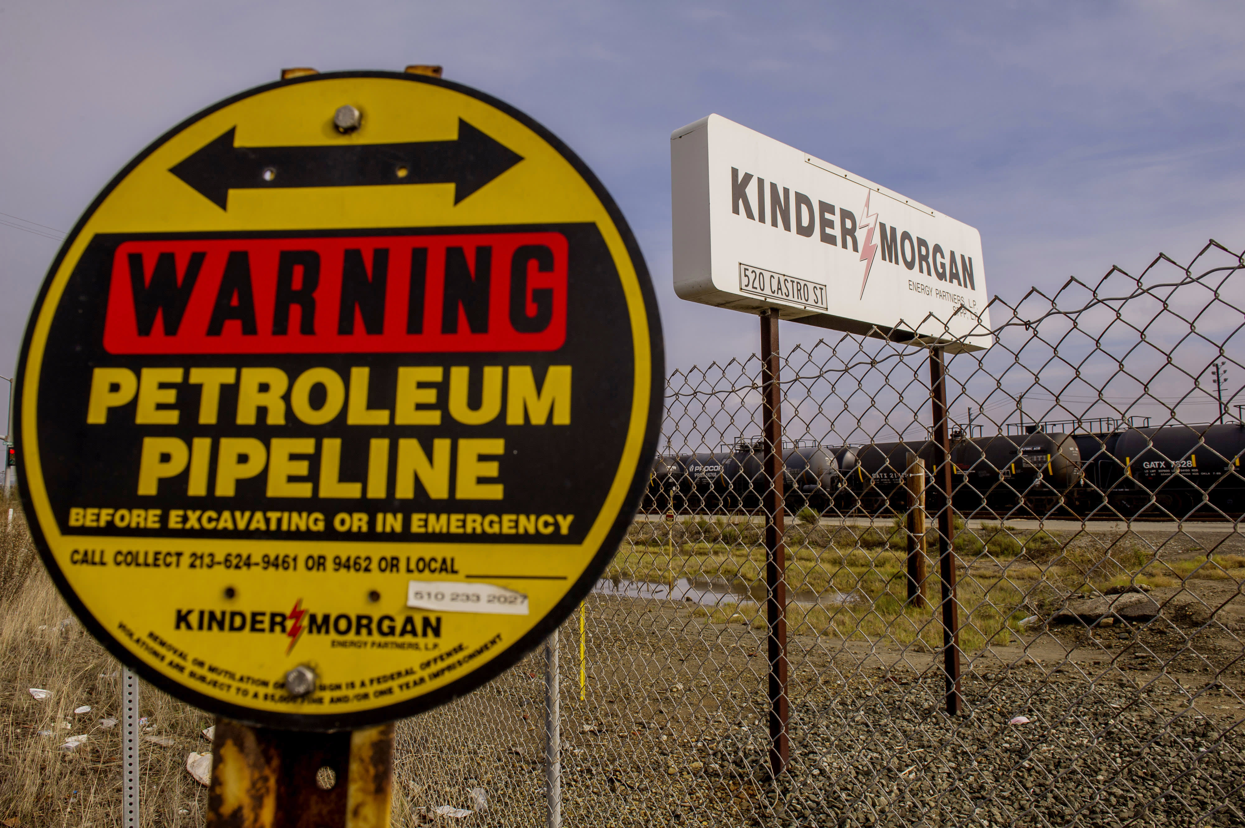 Kinder Morgan, Chipotle, Whirlpool and more