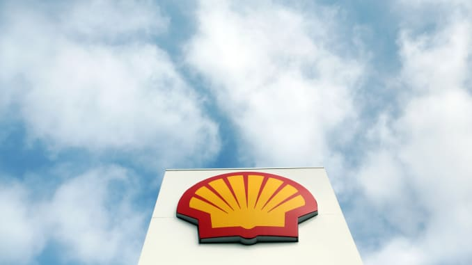 Reusable: Royal Dutch Shell logo