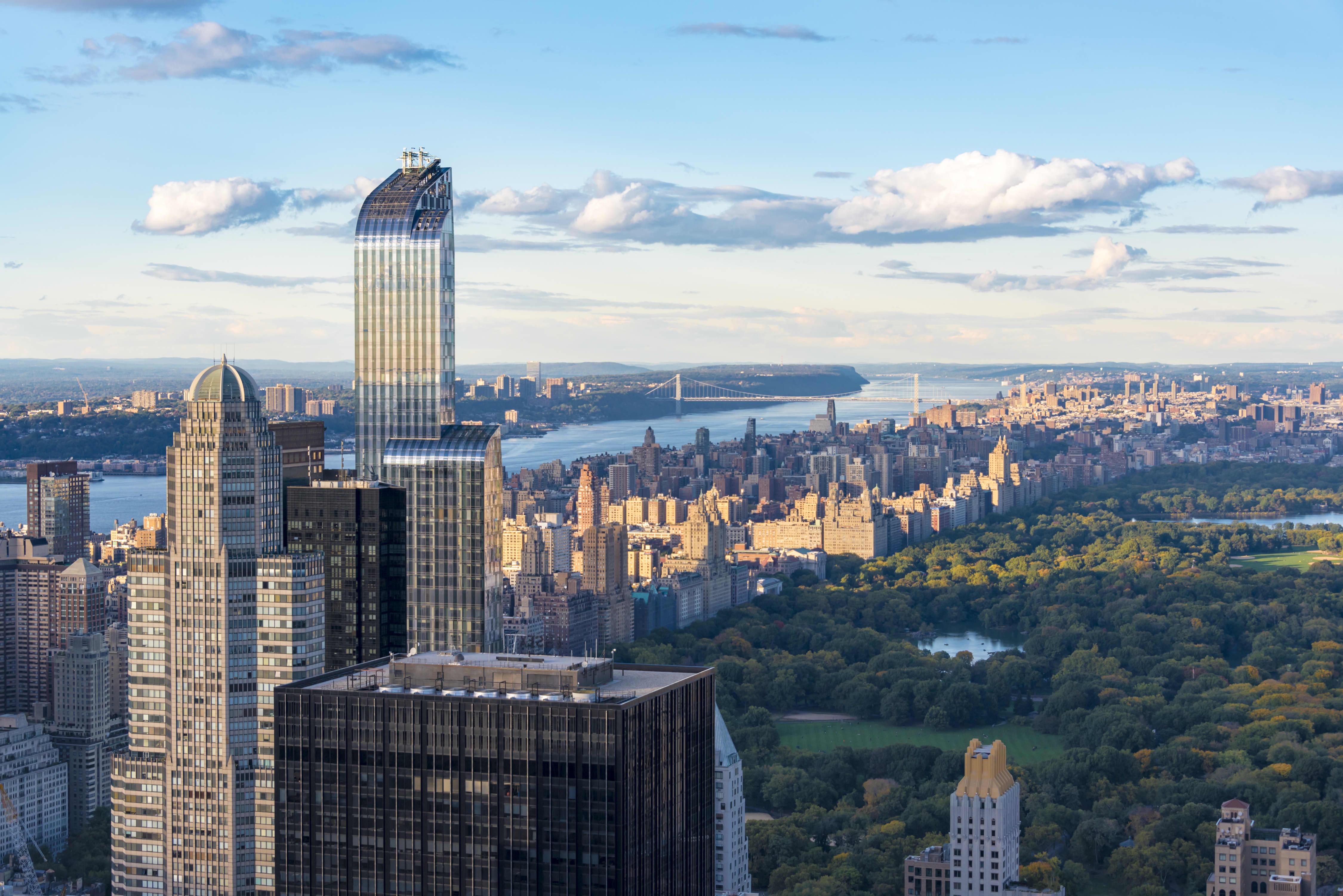 Manhattan apartment seller takes  million loss on Billionaires' Row condo