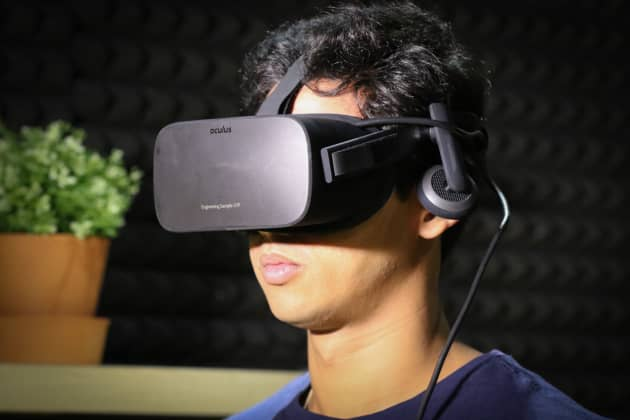 Virtual reality devices could transform the tourism experience