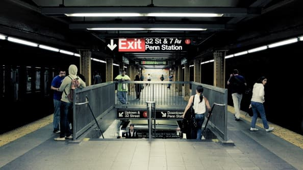 A slew of NYC subway lines were suspended ahead of the hottest weekend of the year thumbnail