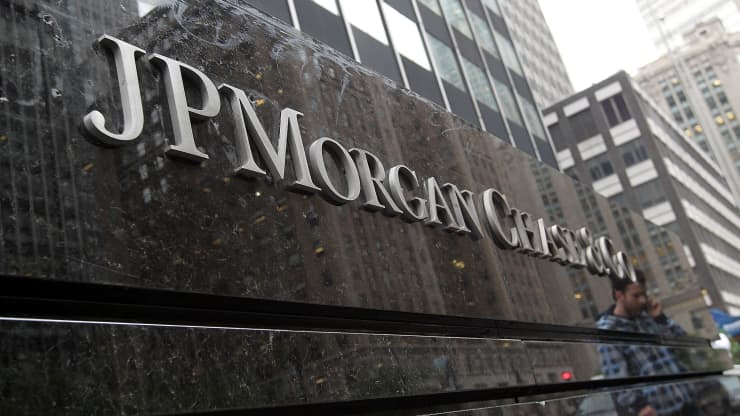 JPMorgan creates new unit for blockchain projects, says the technology is close to making money