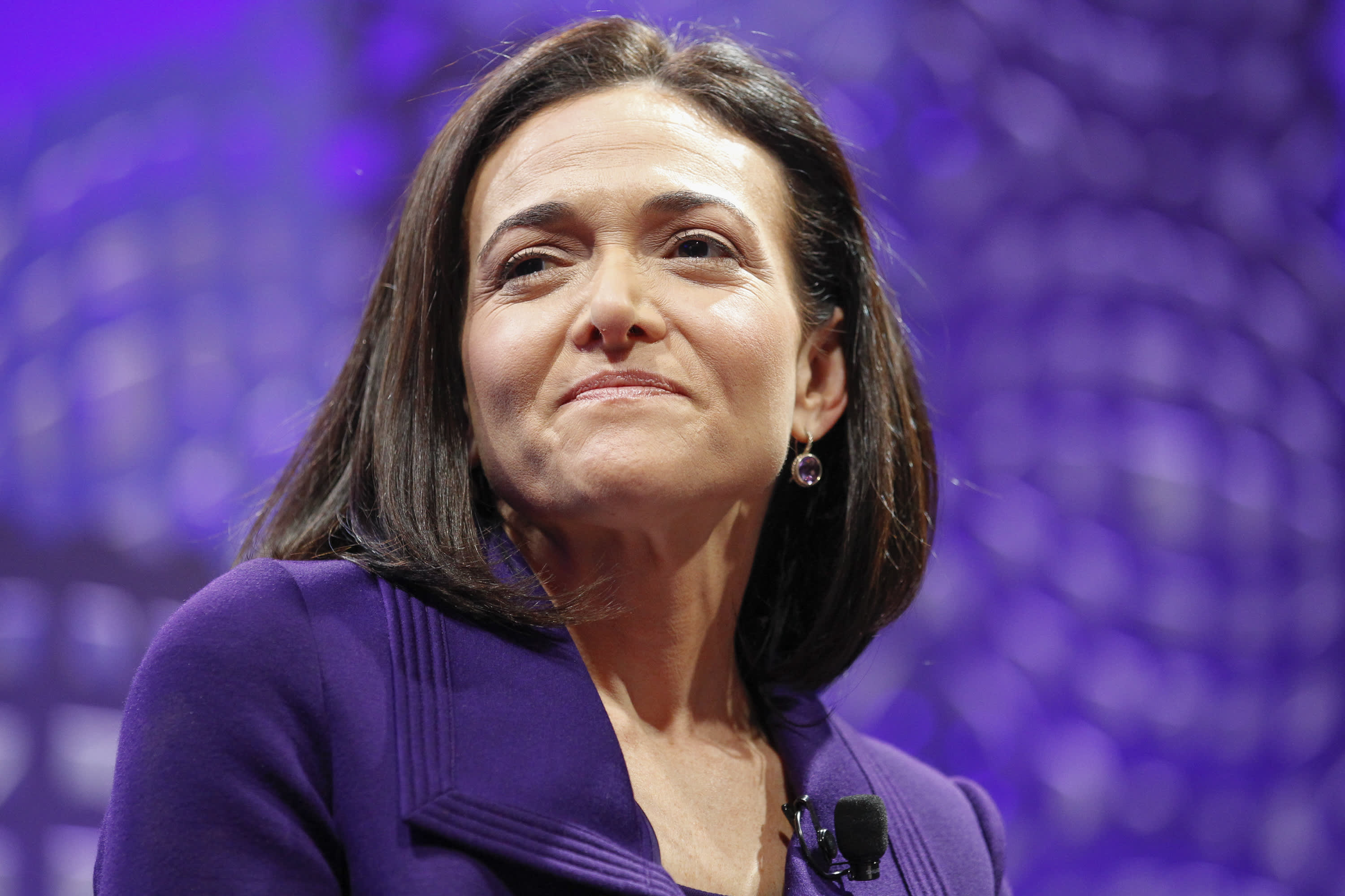 Facebook COO Sheryl Sandberg: We Need to Set up the Right Rules for the Internet