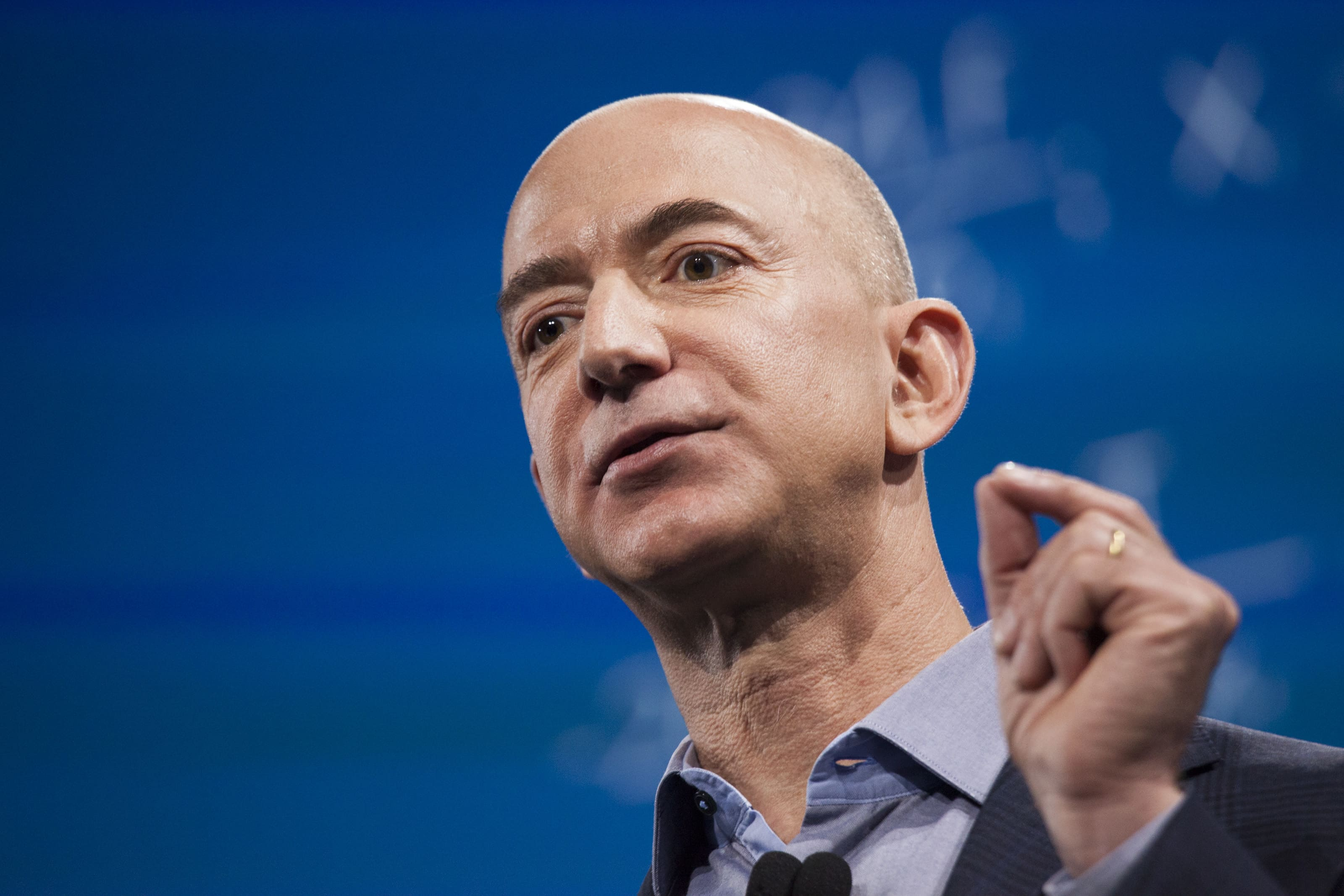 Billionaire Jeff Bezos: People who are 'right a lot' make decisions differently than everyone else—here's how