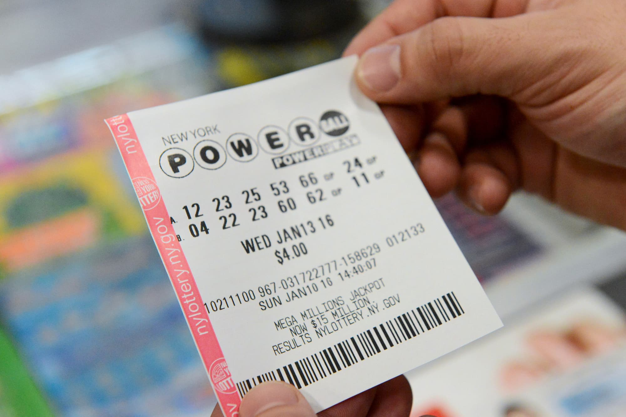 A mobile Powerball app wants to help millennials buy lottery